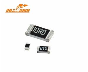 Thin film precision resistor