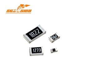 Thick film precision resistor
