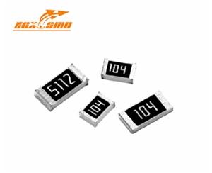 High voltage resistor