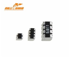 Exclusion resistor