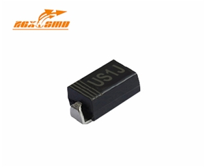 High efficiency rectifier diode